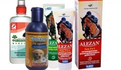 Засоби догляду за тваринами